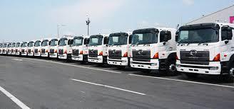 Xe tải chở hàng đi Đồng Tháp